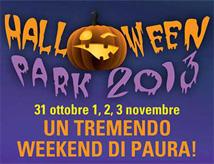 Halloween Park 2013 a Italia in Miniatura di Rimini