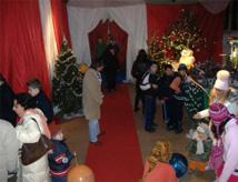 La Casa di Babbo Natale 2013 a Cervia