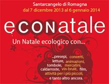 Eco Natale 2013 a Santarcangelo