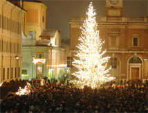 Capodanno 2014 nel centro storico di Ravenna