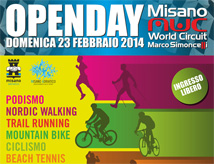 Giornata Open Day 2014 a Misano