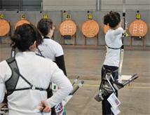 Campionati Italiani indoor di tiro con l'arco 2014 a Rimini