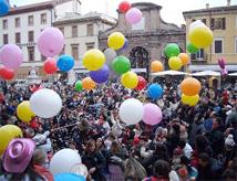 Color Coriandolo 2014 a Rimini