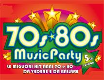 70s 80s Music Party 2014 al Multieventi di San Marino