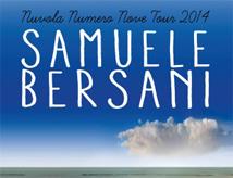 Samuele Bersani in tour: concerto al Teatro Novelli di Rimini