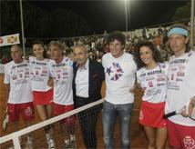 Vip Master Tennis 2014 a Milano Marittima