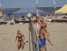 Raduno Sand Volley 3x3 M/F e 4x4 Misto sulla spiaggia di Igea Marina