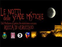 Le Notti delle Spade Mistiche a Verucchio
