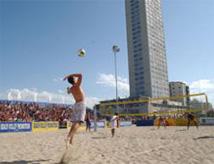 Campionati Europei Under 20 di Beach Volley 2014 a Cesenatico
