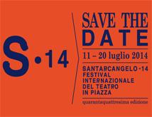 Festival Internazionale del Teatro in Piazza Santarcangelo 14