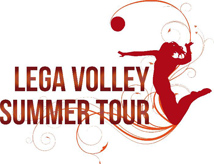 Lega Volley Summer Tour 2014 a Riccione