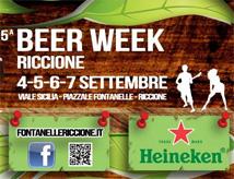 Beer Week 2014 a Riccione