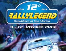 Rally Legend 2014 a San Marino