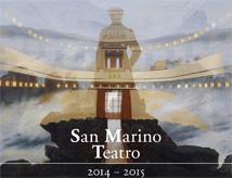 Stagione teatrale 2014/2015 di San Marino
