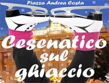 Pista Cesenatico sul Ghiaccio 2014