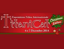 Titanicat Christmas Edition 2014 a San Marino