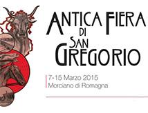 Antica Fiera di San Gregorio 2015 a Morciano