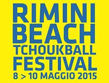 Rimini Beach Tchoukball Festival 2015