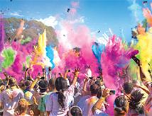 Color Vibe 2015 a Cesena
