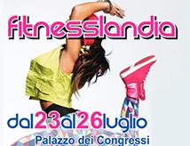 Fitnesslandia 2015 a Riccione