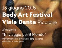 Riccione Body Art Festival 2015