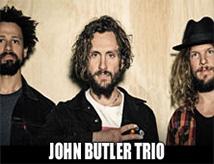 John Butler Trio in concerto a Sogliano al Rubicone