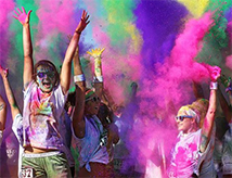 Color Vibe 2015 a Lido di Savio