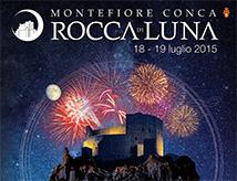 Rocca di Luna 2015 a Montefiore Conca