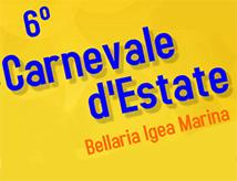 Carnevale d'Estate 2015 a Igea Marina