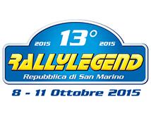 Rally Legend 2015 a San Marino