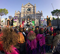 Halloween 2019 a Italia in Miniatura di Rimini