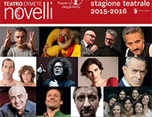 Stagione 2015/2016 del Teatro Novelli di Rimini