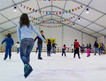 Rimini Ice Village 2015
