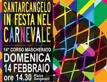 Carnevale 2016 a Santarcangelo