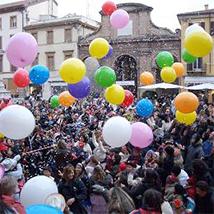 Carnevale Color Coriandolo 2016 a Rimini