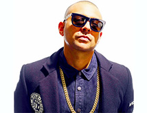 Sean Paul in concerto al Playhall di Riccione