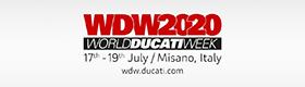Edizione 2020 del World Ducati Week a Misano