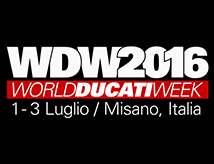 World Ducati Week 2016 al Misano World Circuit