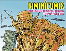 Riminicomix 2016