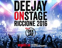 Deejay On Stage 2016 a Riccione
