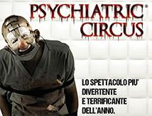 Psychiatric Circus in scena ad Agosto 2016 a Rimini