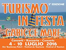 Turismo in Festa 2016 a Gabicce Mare