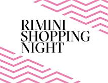 Rimini Shopping Night estate 2016