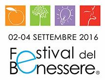 Festival del Benessere 2016 a Riccione, Cattolica e Misano