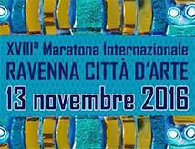 20esima Maratona Internazionale Ravenna Città d'Arte