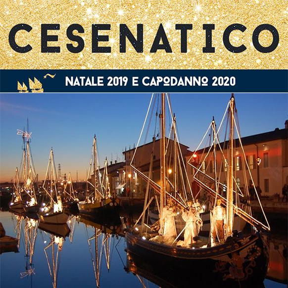 Natale 2019 a Cesenatico: mercatini ed eventi natalizi