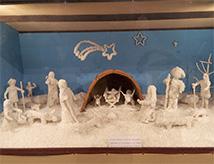 Presepe di sale e dei Salinari a Cervia Natale 2016