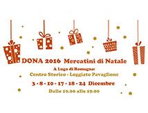 Dona, i mercatini di Natale 2016 a Lugo