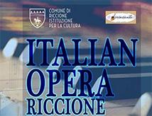 Italian Opera Riccione: concerti stagione 2016/2017