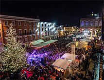 Rimini Christmas Square 2016